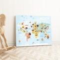 Világevő Térkép: a világ legfinomabb térképe!