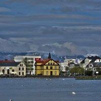 Lummamell és magyar sanzon a Tó-tónál Izlandon