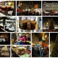 Karácsonyi vásár Budapest közepén 2018.