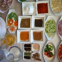 Az első keralai ételek képekben