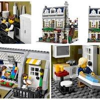 Legjobb gaasztroajándék: LEGO étterem