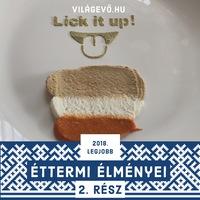 TOP20: 2018. legjobb éttermi élményei (2. rész, 1-10.)