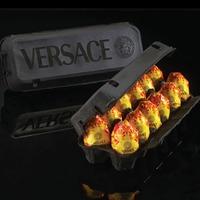 Versace tojás, Gucci savanyúság és Tiffany & Co. joghurt