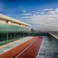 A legmenőbb szállodai bekészítés és futópálya