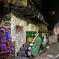 A street art legjava Sao Paulóból