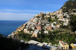 A Mamma és James Bond 1. - Az Amalfi-partvidék legjobb főzőiskolája