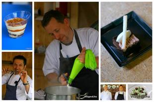 A Gourmet Fesztivál (2013.) legjobb desszertje (recept!)