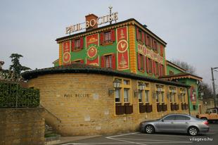 Három csillagos ebéd Paul Bocuse-nél: a Bresse-i csirke (videóval)