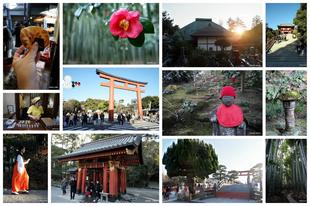 Kamakura - a tokióiak kedvenc kirándulóhelye