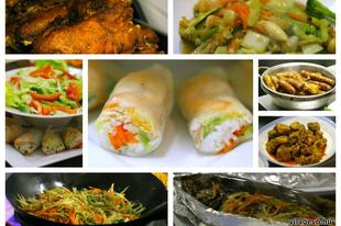 """VIlágevő Vietnami Vacsora – """"backstage"""""""