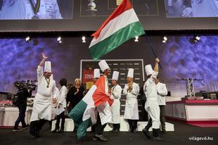 A pesti zsivány feldobja a show-t és a legszebb magyar fotók a Bocuse d'Orról