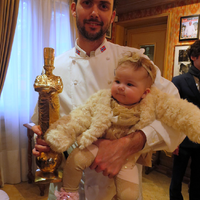How do you pronounce the Bocuse d'Or winner's name? And how did he celebrate?