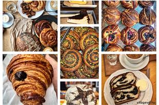 TOPLISTA A legjobb budapesti kenyerek, péksütemények