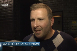 Umami Cunami az RTL Híradóban