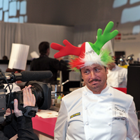 Being a troll on the Bocuse d'Or