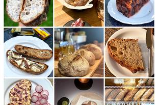 A legjobb kenyerek, és kenyeres élmények. Nem csak itthonról.