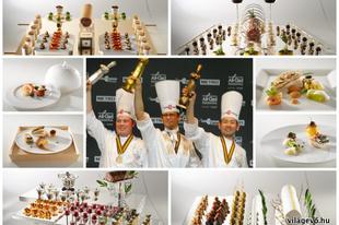 A Bocuse d'Or ételei, a győztesek és a magyar tálak