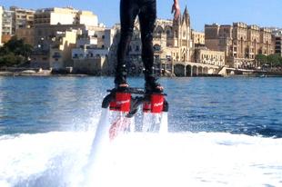Ennél viccesebbet nem lehet vízben csinálni, de szárazon se nagyon! (videó)