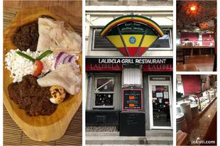 Budapest egyik legfurcsább éttermében egész jó etióp ételeket is lehet kóstolni