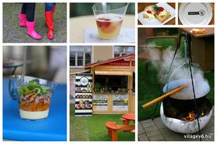 Gourmet 2013. 0. nap, gyorsjelentés