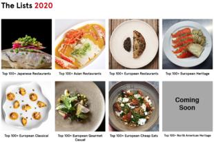Európa legjobbjai közé került pár magyar étterem is