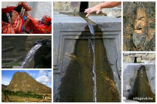Konyhai eszközök: mosogatás az inkák birodalmában, Peruban
