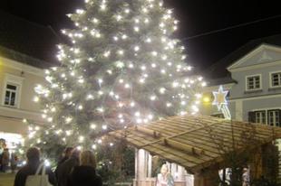 Karácsonyi hangulat Karintiában és a Bazilikánál