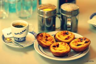 A világ egyik legfinomabb sütije - Pastéis De Belém