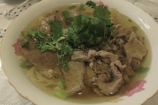 Fantasztikus vietnami pho leves - Budapesten