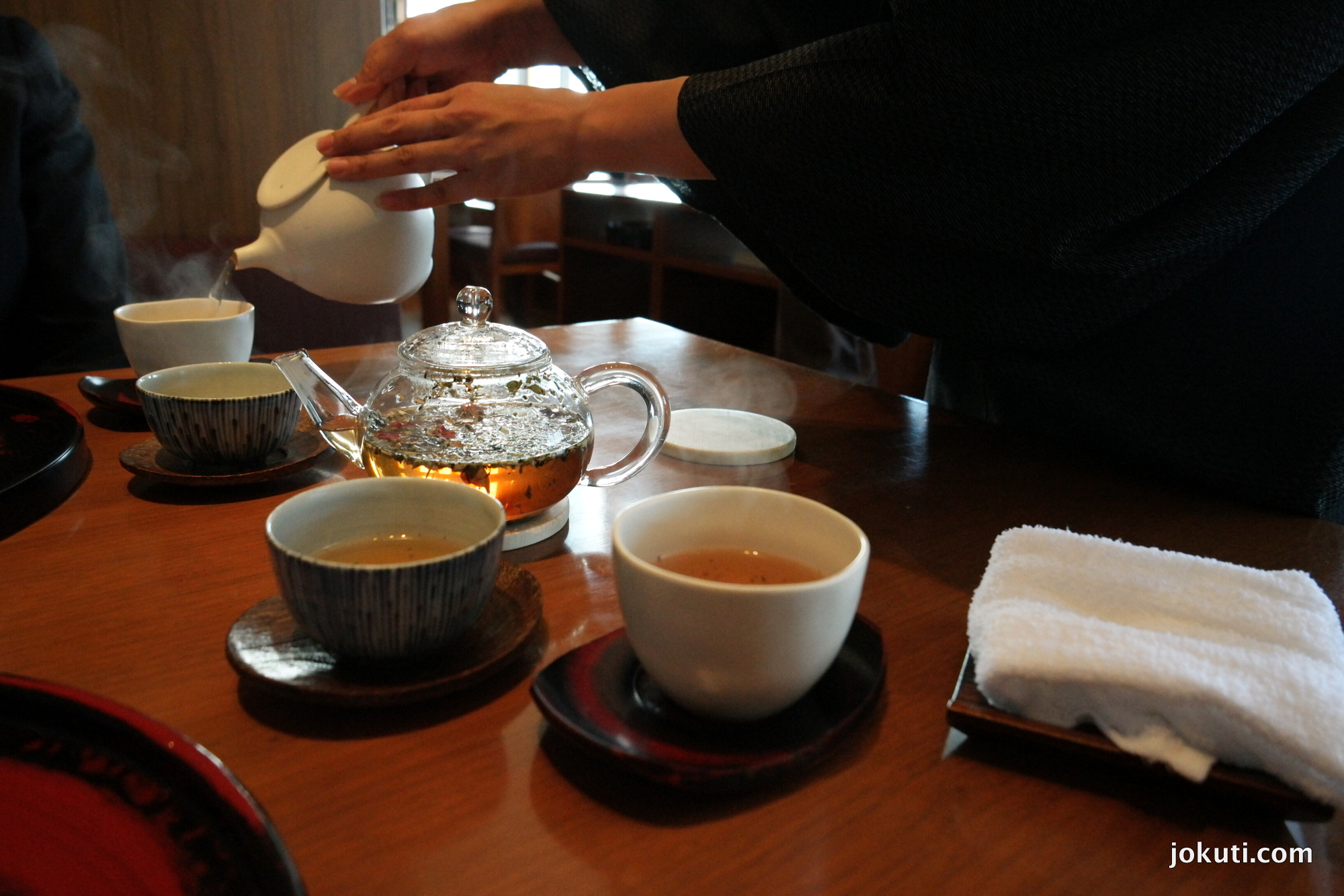 A teák