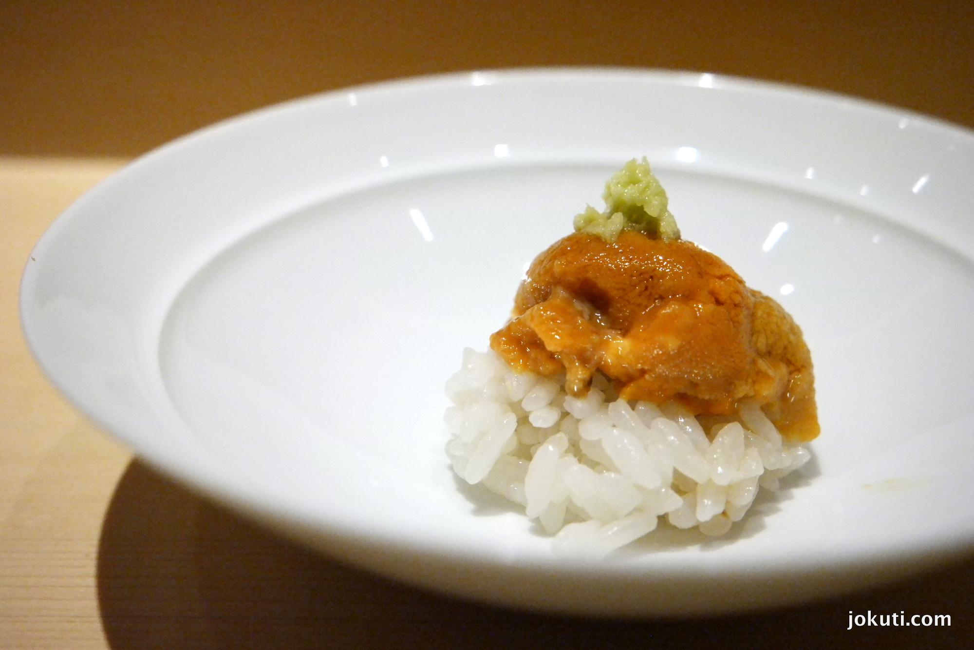 Uni (Hokkaido Baffon Uni, sea urchin)