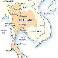 THAIFÖLD - BANGKOK