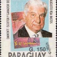 Embernek fia - Paraguay