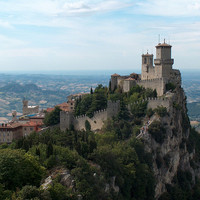 Varázsütésre – San Marino