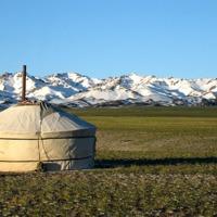 A mongol hegyek között - Mongólia