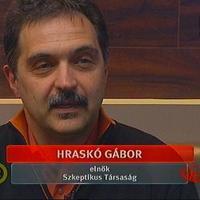 Hraskó Gábor egy dogmatikus szkeptikus?