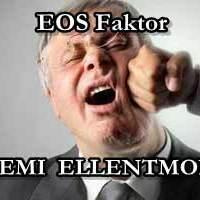 EOS Faktor Zrt feljelentése zaklatás és orgazdaság miatt