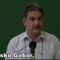 Hraskó Gábor érdemi kritikája
