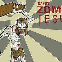 Happy zombie Jesus day