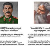 Sztálin vs Jehovah