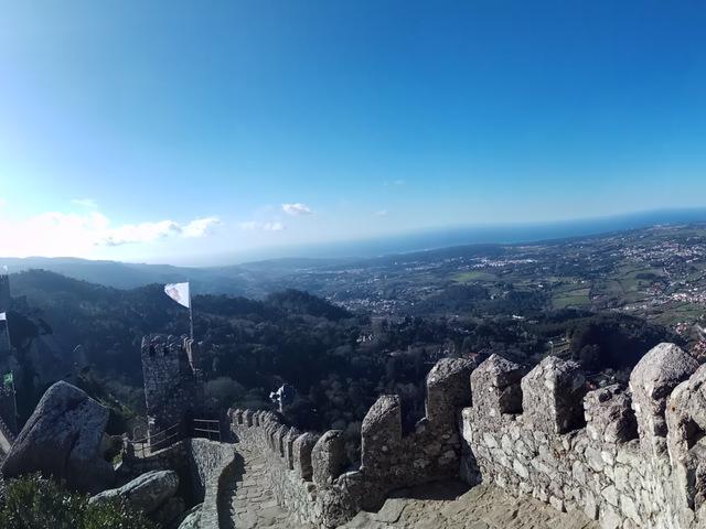 Sintra kultúrtáj - Portugália