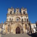 Az Alcobaça-kolostor - Portugália
