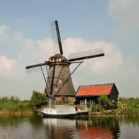 Kinderdijk-Elshout malmai (Hollandia)