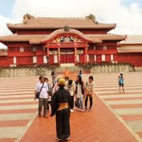 A Rjúkjú Királyság helyszínei (Japán)