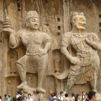 Longmen-barlangok (Kína)