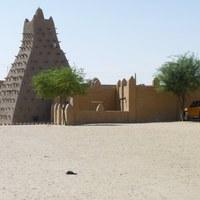 Timbuktu városa (Mali)