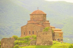 Mcheta város történelmi műemlékei (Grúzia)