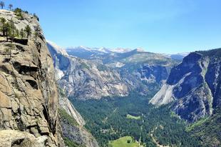 Yosemite Nemzeti Park (USA)