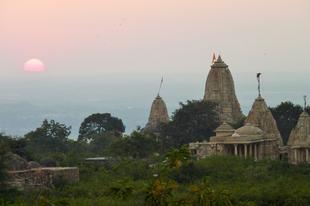 Rádzsasztáni hegyi erődök (India)
