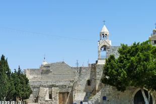 A betlehemi Születés Temploma (Palesztin Állam)